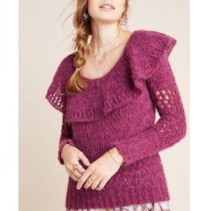 NWT Anthropologie Alpaca Sweater